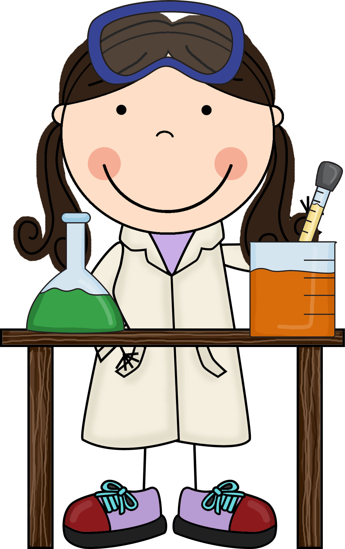 1170x1862 Science Clipart Free