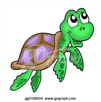 350x352 Sea Turtle Clipart Hawaiian Sea Turtle Clipart Clipart Panda Free