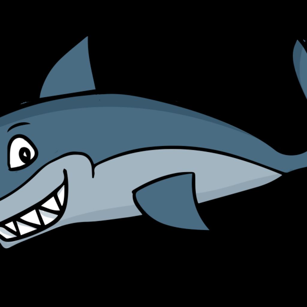 1024x1024 Free Shark Clipart Animal Clipart