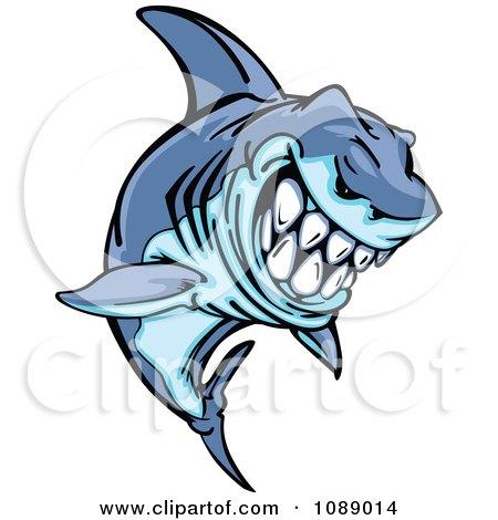 450x470 Royalty Free (Rf) Shark Attack Clipart, Illustrations, Vector
