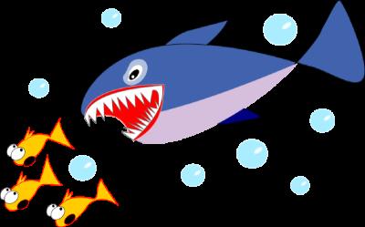 400x249 Shark Clipart Clipartaz Free Clipart Collection