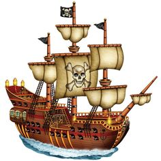 236x236 Collection Of Pirate Ship Clipart Free High Quality, Free