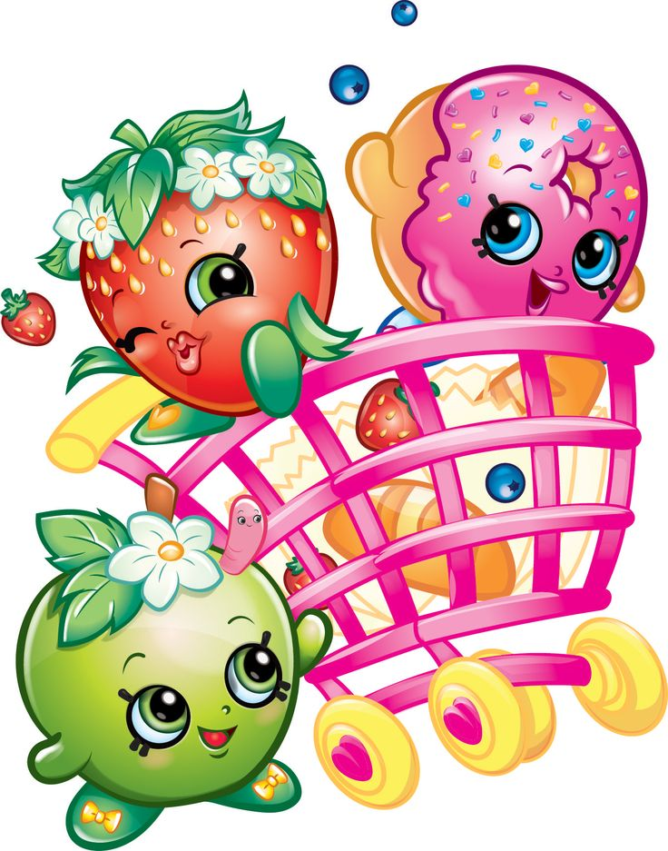 736x937 Collection Of Shopkins Cart Clipart High Quality, Free