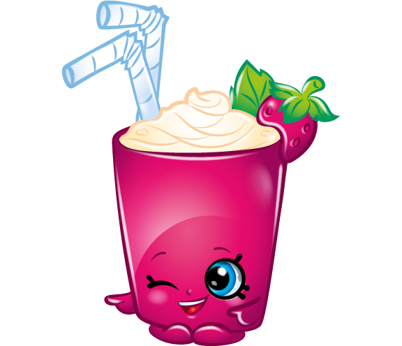 576x495 Berry Smoothie Art Official Shopkins Clipart Free Image