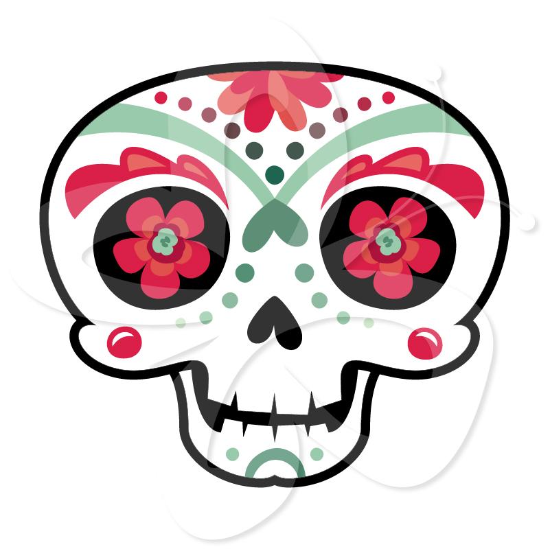Free Skull Clipart