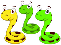 210x153 Free Snake Clipart Pictures