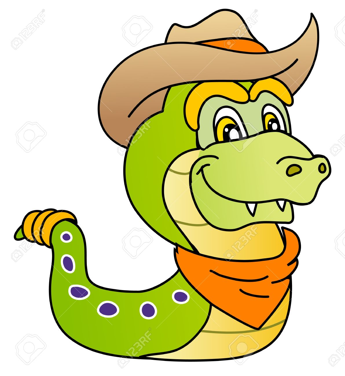 1192x1300 Western Snake Clipart