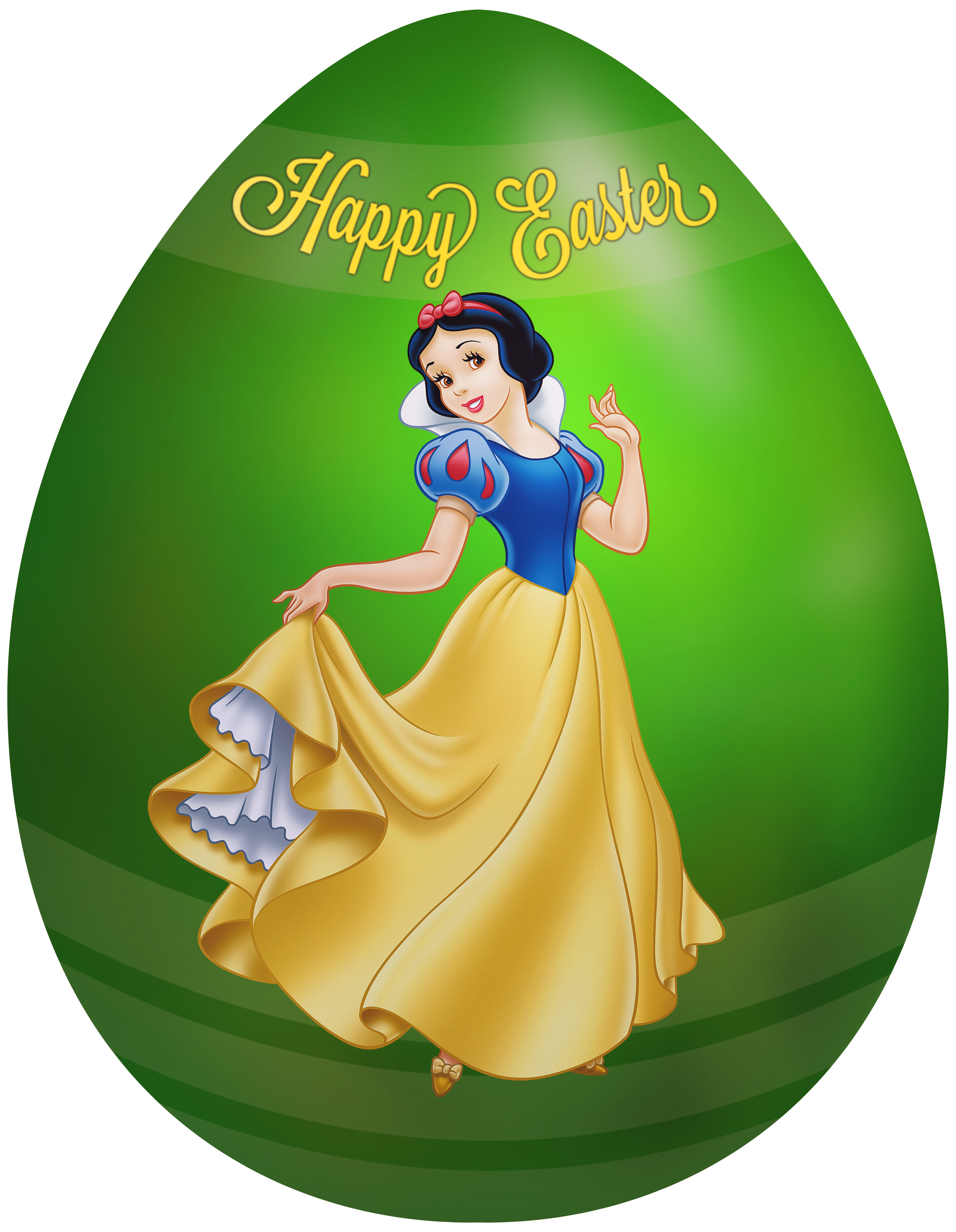 2715x3500 Kids Easter Egg Snow White Png Clip Art Imageu200b Gallery