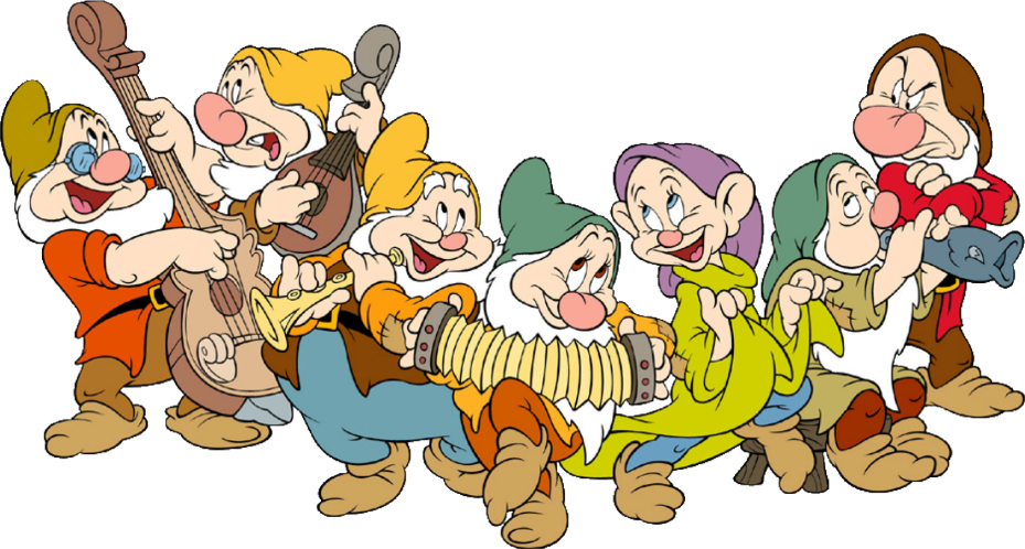 929x498 Collection Of Seven Dwarfs Clipart High Quality, Free