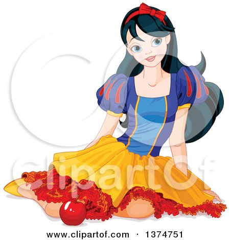450x470 Royalty Free (Rf) Clipart Illustration Of The Seven Dwarfs