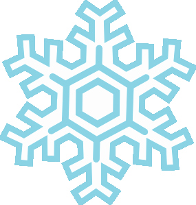 free snowflake clipart at getdrawings com free for personal use rh getdrawings com free blue snowflake border clipart free snowflake border clipart
