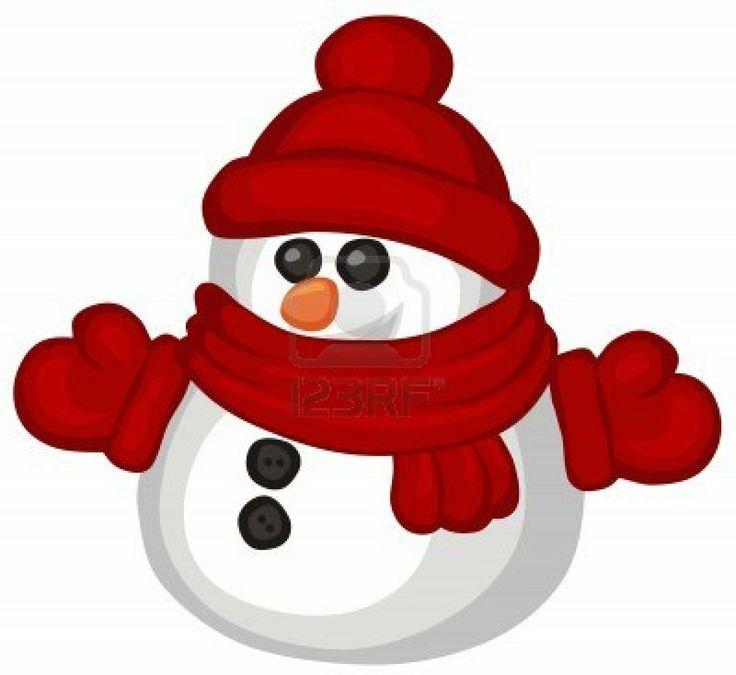 736x675 Snowman Clipart Snowflake