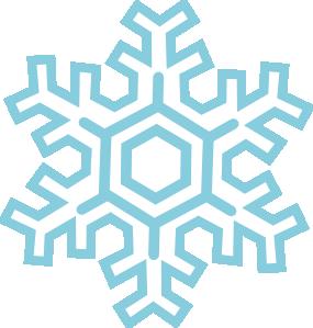 285x299 Stylized Snowflake Clip Art