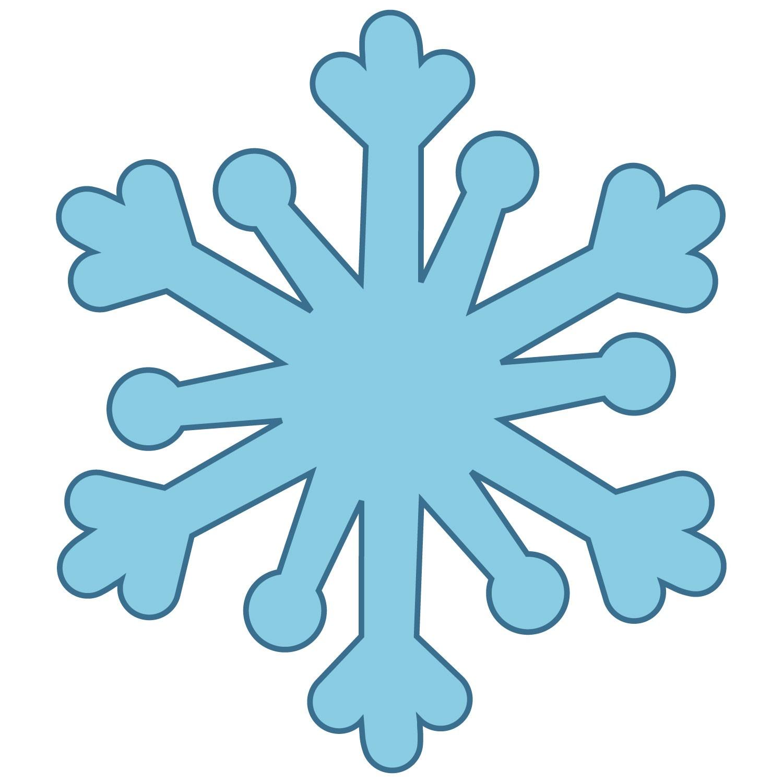 1500x1500 Clip Art Clip Art Snowflake