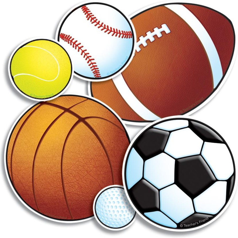 830x830 Free Sports Clip Art Clipartlook