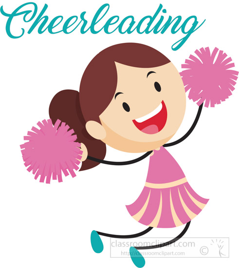 491x550 Cheerleader Clip Art Clipart Collection