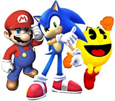 236x207 Mario And Sonic Clipart Collection