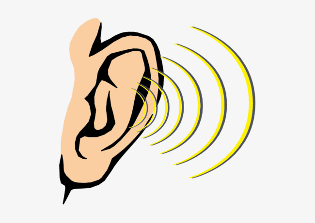 650x461 Cartoon Ear, Ear, Sound, Sonic Png And Vector For Free Download