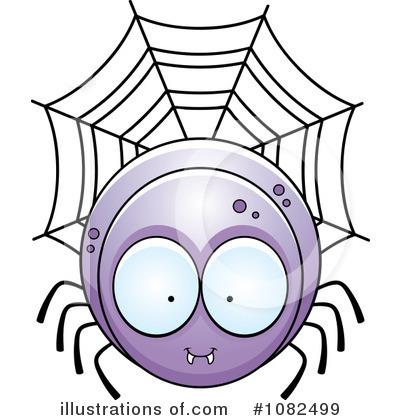 400x420 Spider Clipart