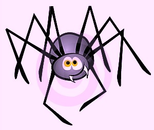 300x254 Spider Clipart For Kids Clipart Panda