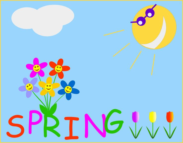 736x576 Spring Clipart Welcome Spring