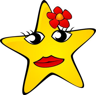 400x397 Free Star Clipart