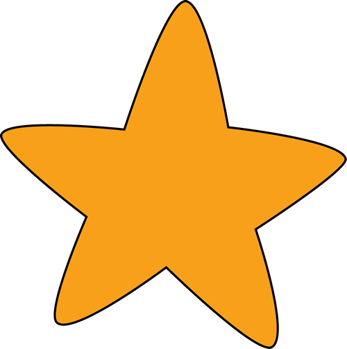 500x502 Star Clip Art Free Download Clipart Panda