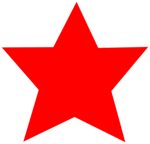 298x285 Star Clip Art
