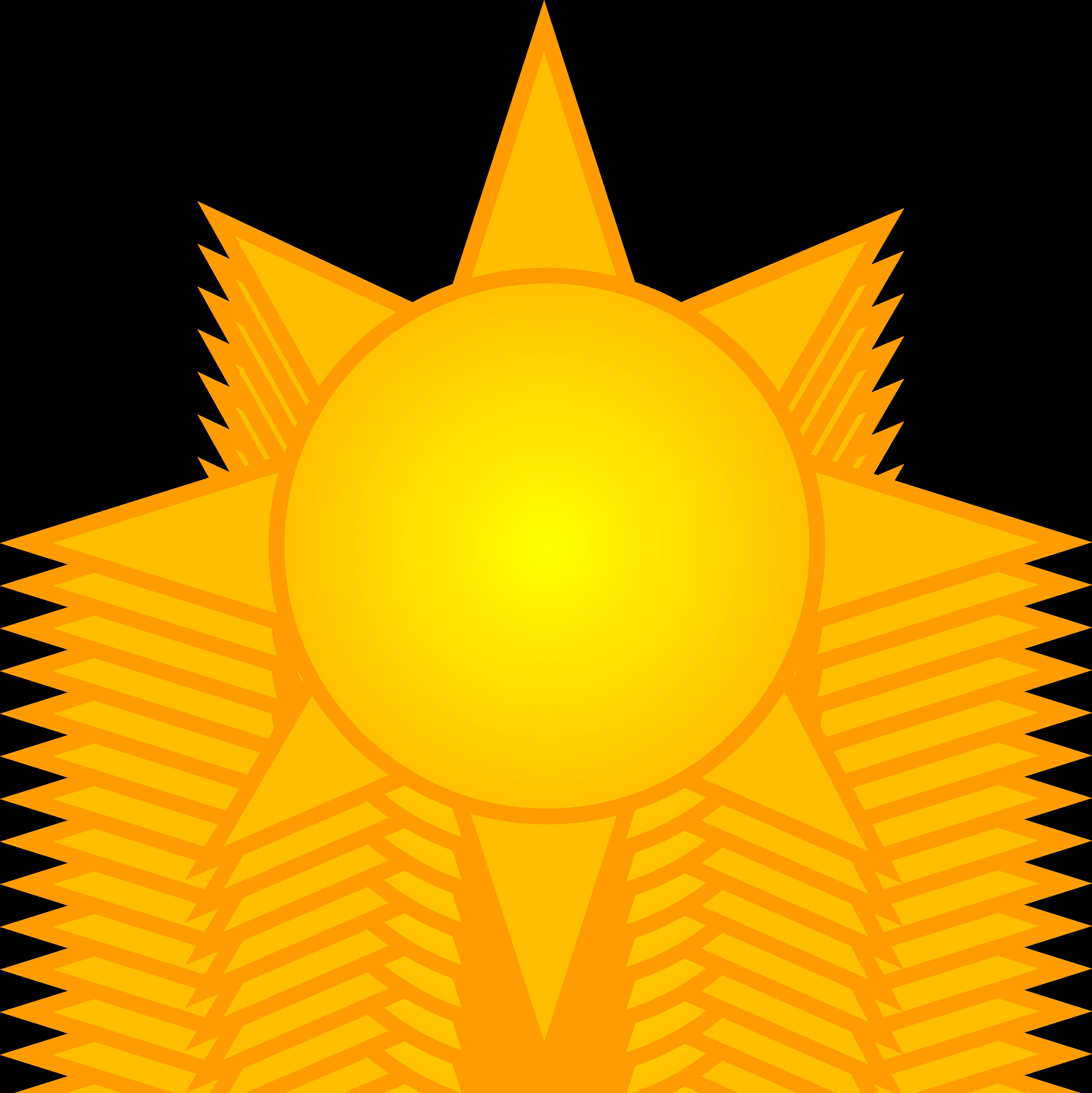 5789x5793 Sun Star Clipart, Explore Pictures