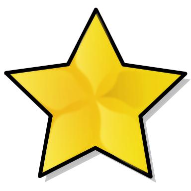 384x384 Star Clip Art Free Gold Star Clipart Clipart Panda Free Clipart