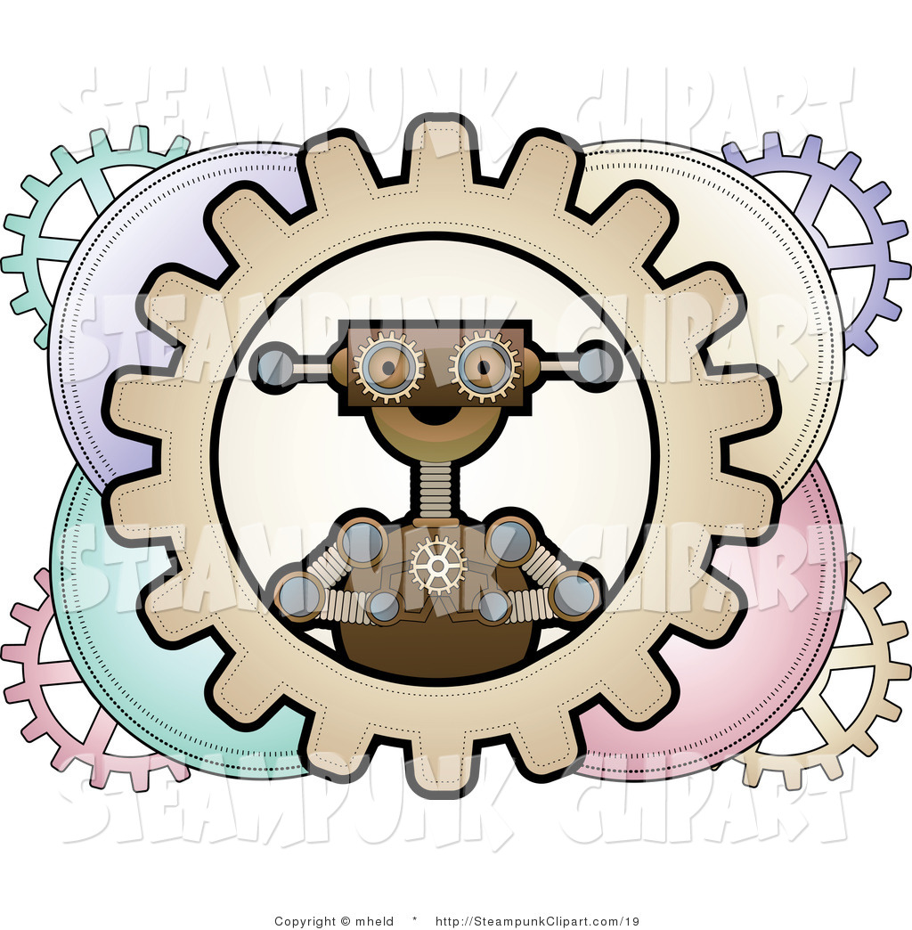 1024x1044 Royalty Free Stock Steampunk Designs Of Gears