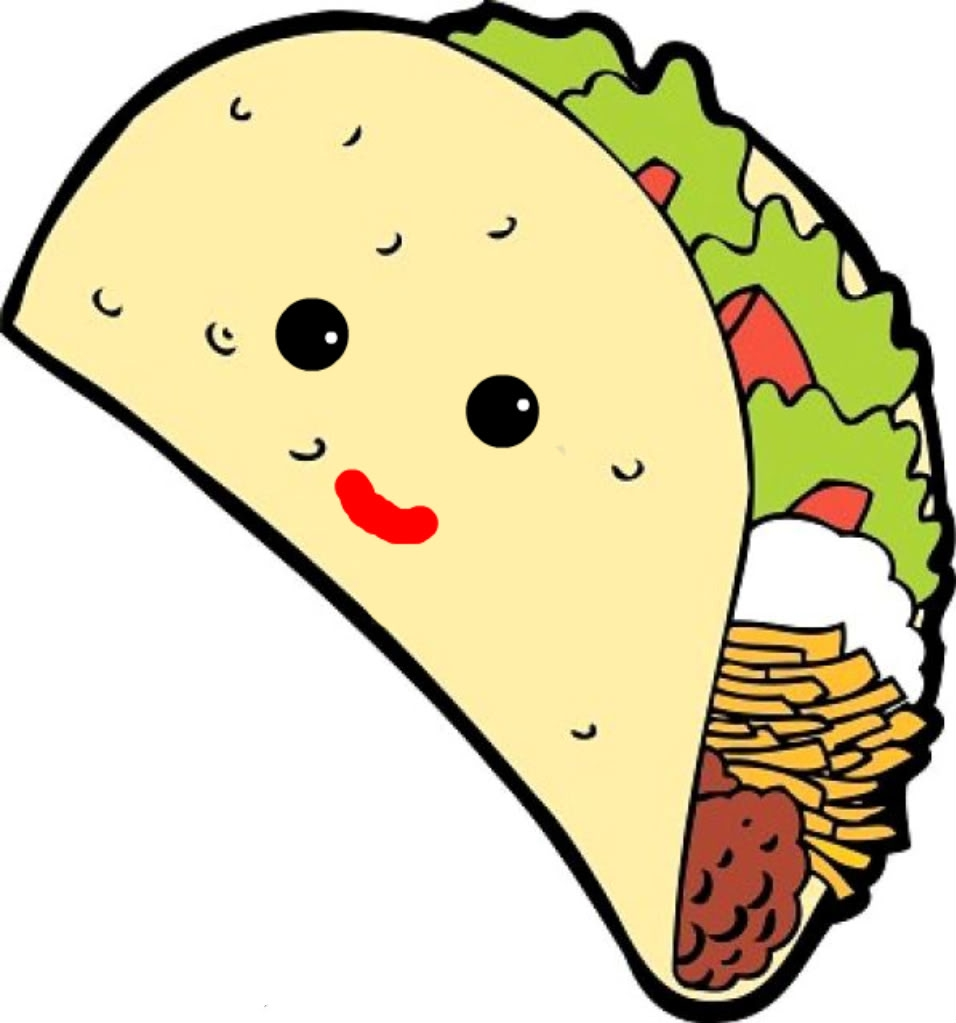 956x1023 Best Of Taco Clipart Gallery