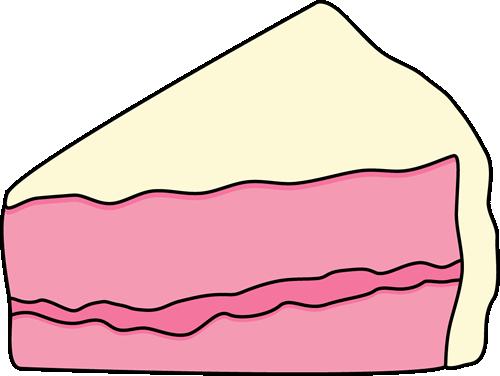 500x376 Vanilla Clipart Cake Slice