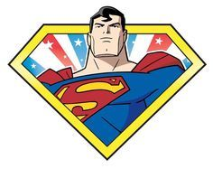 Free Superman Clipart