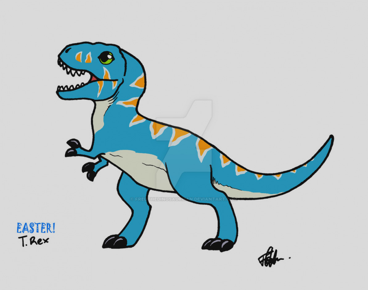 1194x940 Dorable T Rex Template Gallery