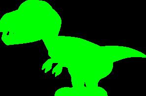 297x195 Green Trex Clip Art