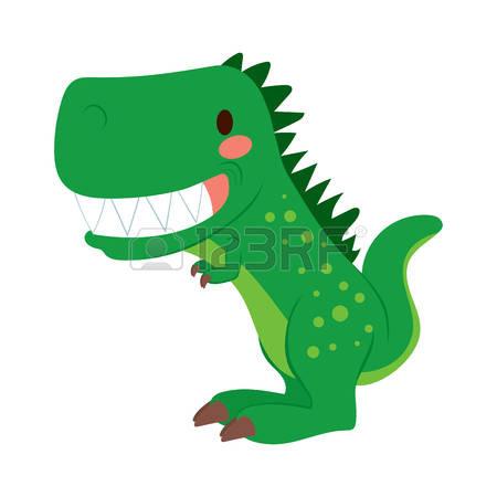 450x450 T Rex Clip Art Free Cute Tyrannosaurus Rex Dinosaur T Rex Vector