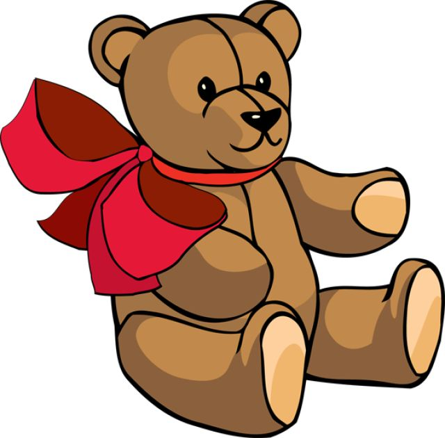Free Teddy Bear Clipart