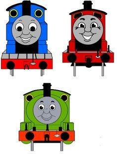 236x311 Meet The Thomas Amp Friends Engines Free Printable Faces Of All