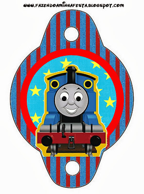 296x400 Thomas The Train Free Party Printables. Oh My Fiesta! In English