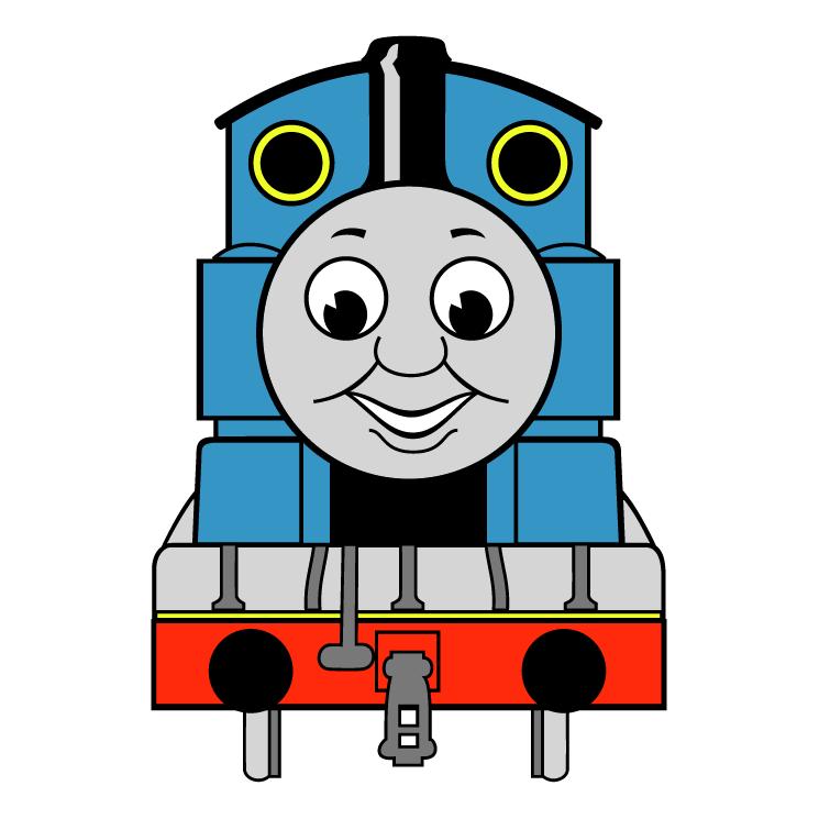 745x745 Thomas The Tank Engine 0 Free Vector 4vector