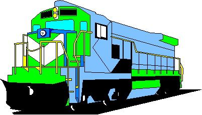 402x229 Simple Train Clip Art Free