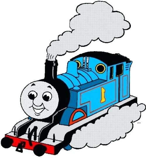 500x543 Thomas The Train Cartoon