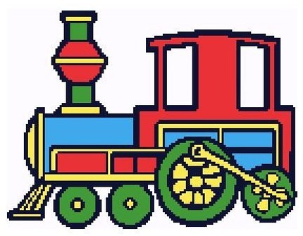 430x335 Choo Choo Train
