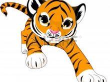 220x165 Cute Tiger Clipart Cute Tiger Clip Art Clipart Panda Free Clipart