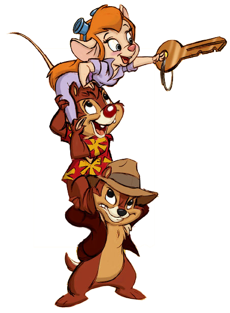 452x615 Top 97 Chip And Dale Clip Art