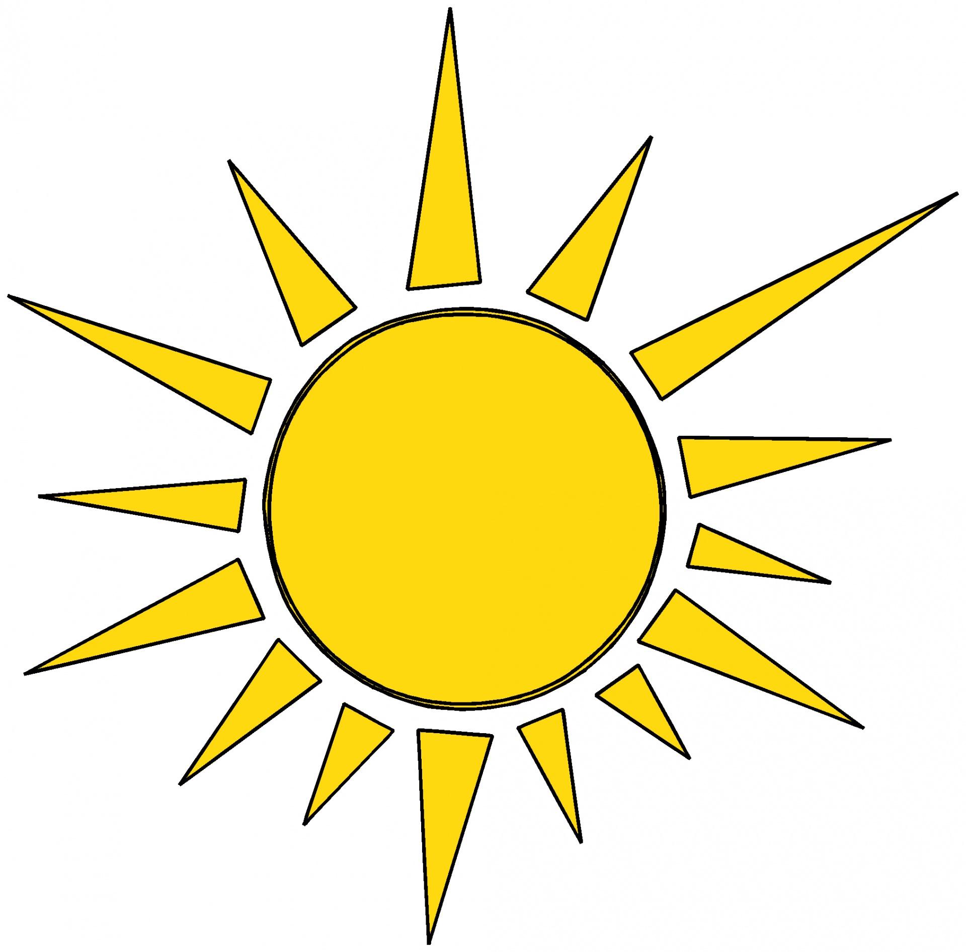 1920x1892 Free Sun Clipart