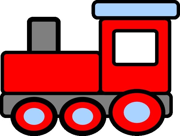 600x453 Train Clipart