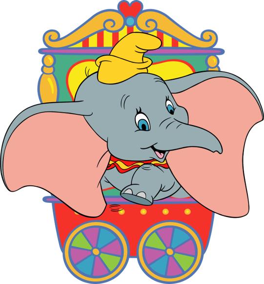 541x581 Dumbo Clip Art