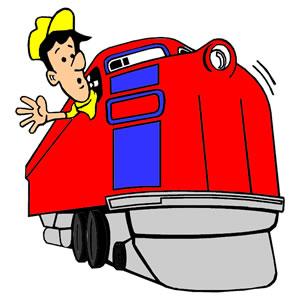 300x300 Train Driver Clipart 1233175